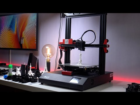 Мой первый опыт в 3D-печати с Anet ET4