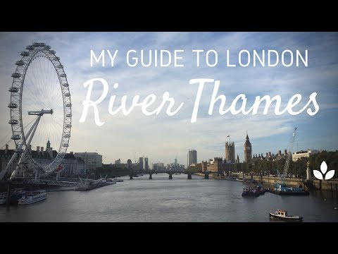 My Guide to London | The River Thames