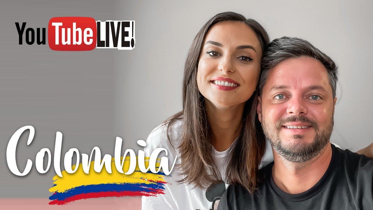 LIVE din Medellin, Columbia
