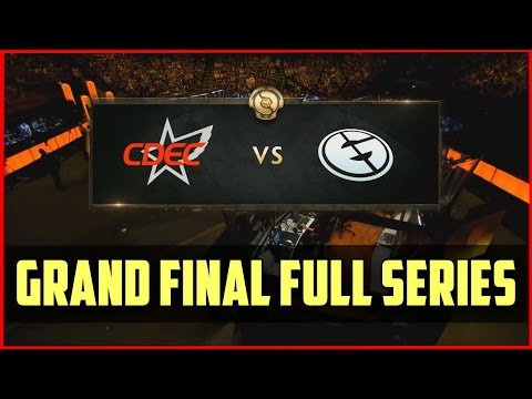 EG vs CDEC TI5 Grand Final FULL Series | DOTA 2 highlights