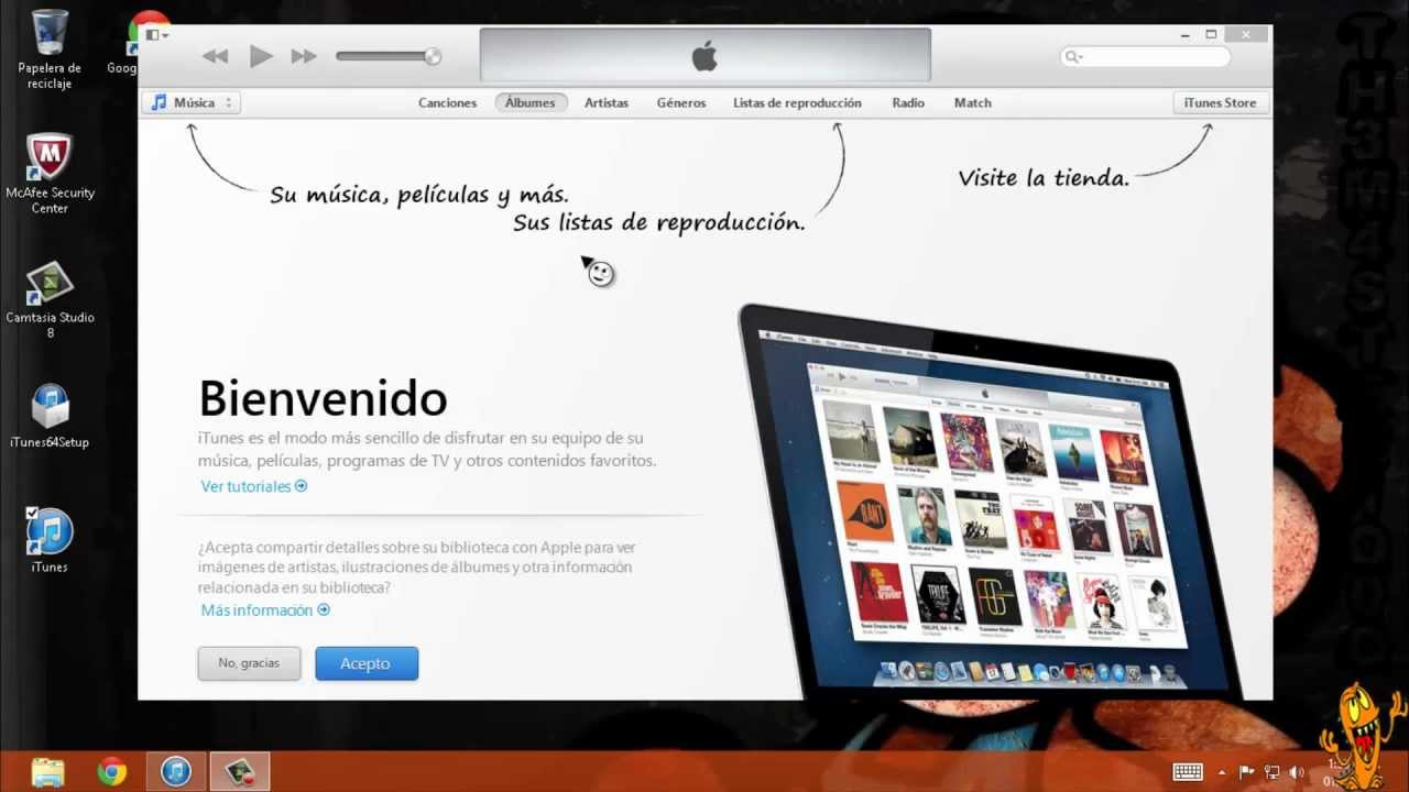 itunes para windows