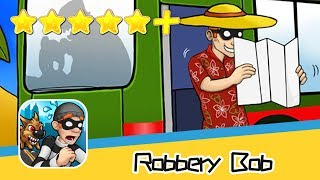 Robbery Bob™ Challenge Level 14 Walkthrough Stimulating Mission Recommend index five stars+