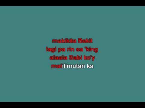 Sabi Ko 218743 [karaoke]