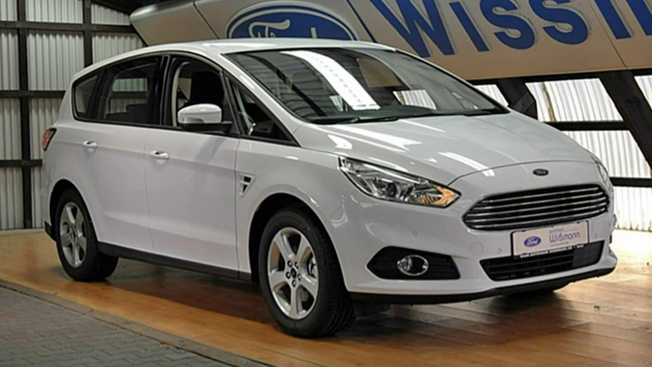 ford s max business wpcjcd88670 frost wei autohaus wissmann youtube. Black Bedroom Furniture Sets. Home Design Ideas