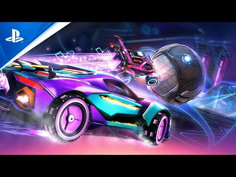Rocket League - Season 2 Trailer | PS4