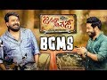 Janatha Garage ALL BGMS | Telugu BGM'S | BackgroundMusic | Aravindha Sametha Background BGMS
