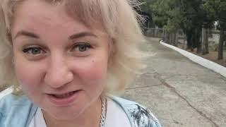 Крым отдых на море в июне Семидворье отель Морской море пляж набережная бассейн погода цены