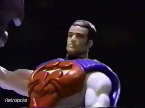 1997 Batman & Robin Bathammer 2 Toy Commercial - YouTube