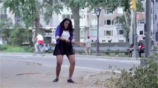 *New* Azonto Dance to Bisa Kdei Azonto Ghost Fiesta Official Video by SOB Dancers