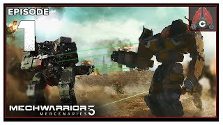 Let's Play MechWarrior 5 With CohhCarnage - Episode 1