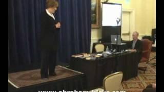 ABRAHAM EXPLAINS HOW ESTHER GOT SICK - Esther & Jerry Hicks