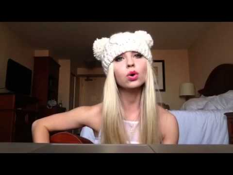 Infinity AJR Cover by Tiffany Houghton