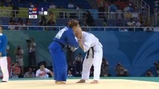 Judo Beijing 2008   Ana Hormigo POR vs  Lyudmila Bogdanova RUS