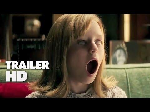 Ouija: Origin of Evil - Official Film Trailer 2016 - Lin Shaye Horror Movie HD