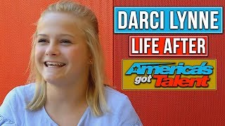 Darci Lynne Farmer: Life after America's got Talent
