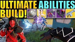Destiny Ultimate Abilities Build Hunter