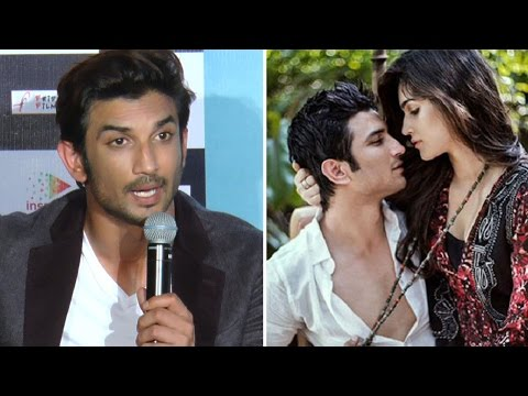 Thumbnail: Sushant Singh admits affair with Kriti Sanon | Watch Video