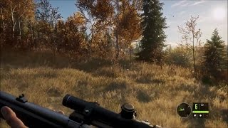 The Hunter 2017 [PC GAME] Gameplay