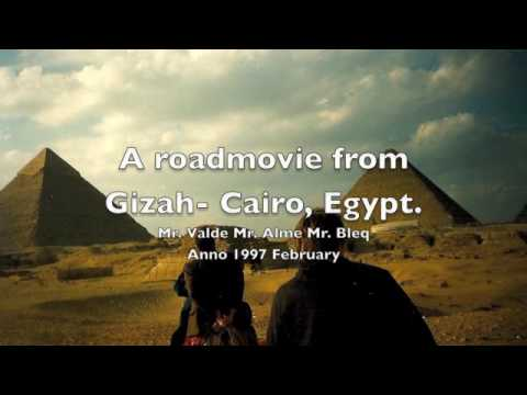 My First Project A roadmovie from gizah cairo egypt