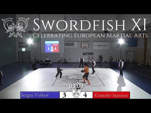 Swordfish XI Livestream (2016)
