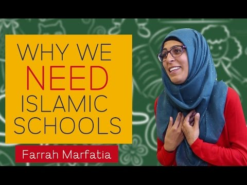 """I Vowed to Never Put My Kids in Islamic Schools"" 