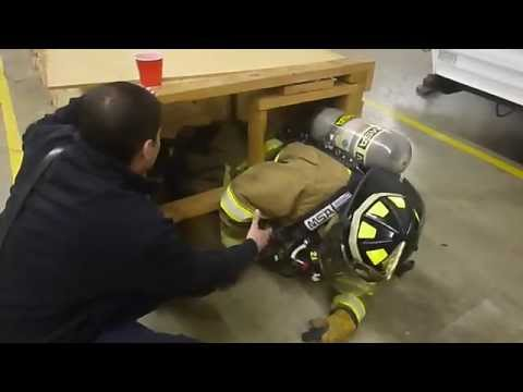 Advance S.C.B.A. (self-contained breathing apparatus) Training