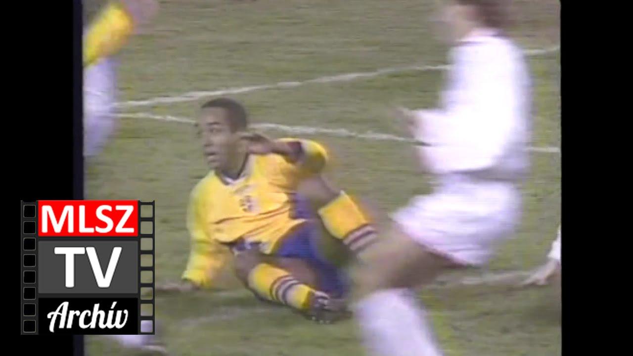 Svédország-Magyarország | 2-0 | 1994. 11. 16 | MLSZ TV Archív