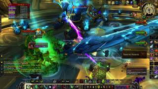 World of Warcraft liquidando a argus a la primera