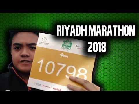 Run Teo Run! | Riyadh Marathon 2018 Vlog