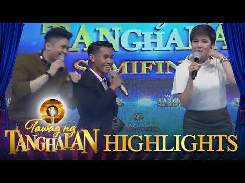 Tawag ng Tanghalan: Aljun's sweet message for his crush