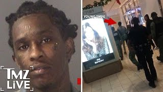 YOUNG THUG ARRESTED | TMZ Live