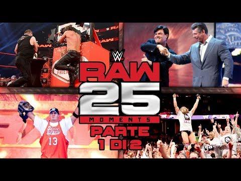 I 25 Momenti più grandiosi nella storia di Raw (Parte 1 di 2)
