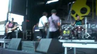 "Far From Finished ""Plague"" @ Warped Tour 2010"