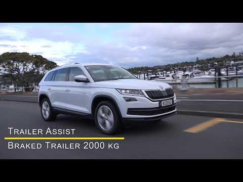 2017 Skoda Kodiaq - Video Road Report - Company Vehicle Magazine