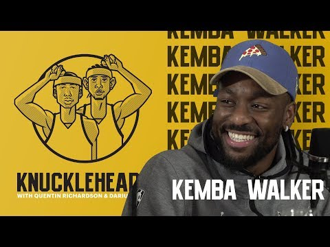 Kemba Walker and Drew Gooden join Knuckleheads with Quentin Richardson & Darius Miles