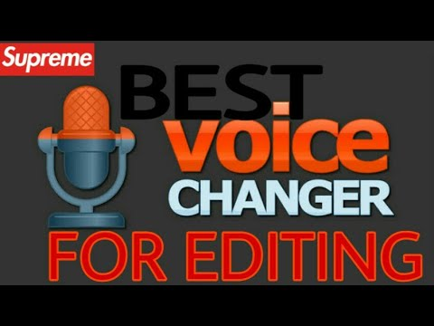 Best Application For Editor's 2019| voice changer |By Afzaal Online Tech