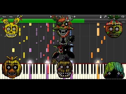 Die In A Fire MIDI Re-creation