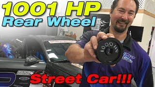 1,001 RWHP HPTuners ProCharger Powered Coyote Mustang!