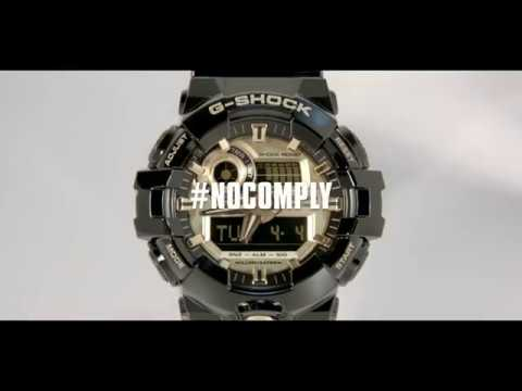 G-SHOCK x #NOCOMPLY Limited Edition