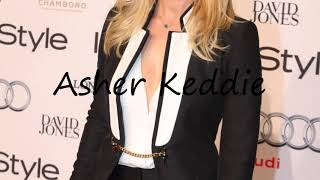How to Pronounce Asher Keddie?