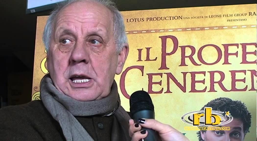 Alessandro Calosci Intervista Il Professor Cenerentolo