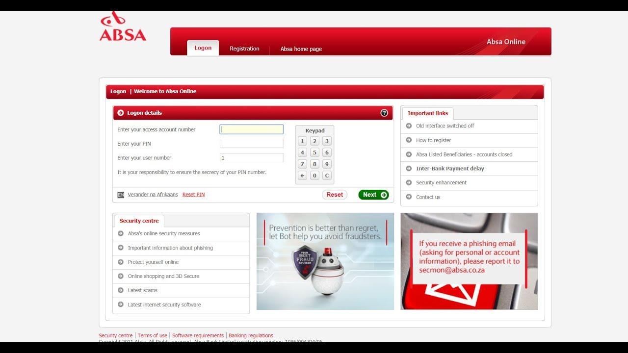 bank islam online banking login in