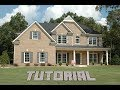MINECRAFT HOUSE TUTORIAL FOR KIDS!!! (GIFTCARD & MINECRAFT CODE AT END)