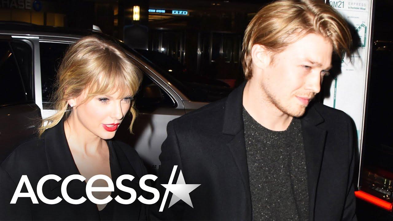 Taylor Swift Reveals Joe Alwyn Created 'William Bowery' Alias