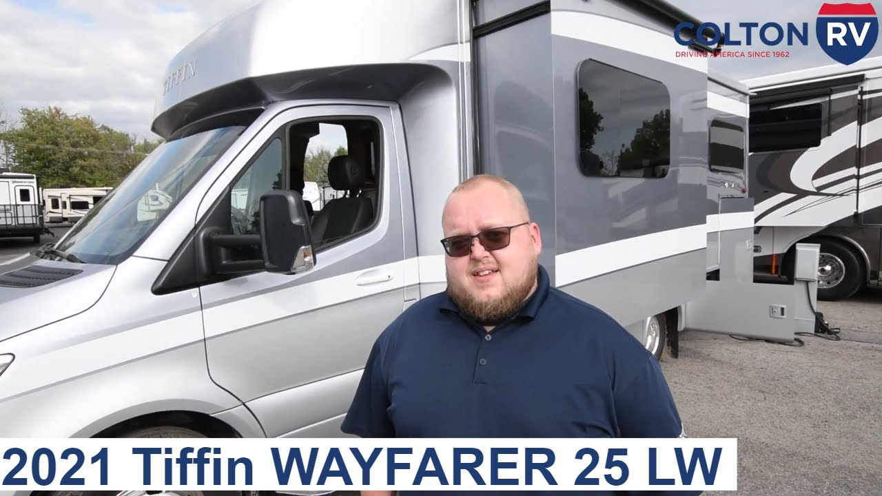 2021 Tiffin WAYFARER 25 LW Class C Diesel Motorhome Full Demonstration/ New Owner Orientation
