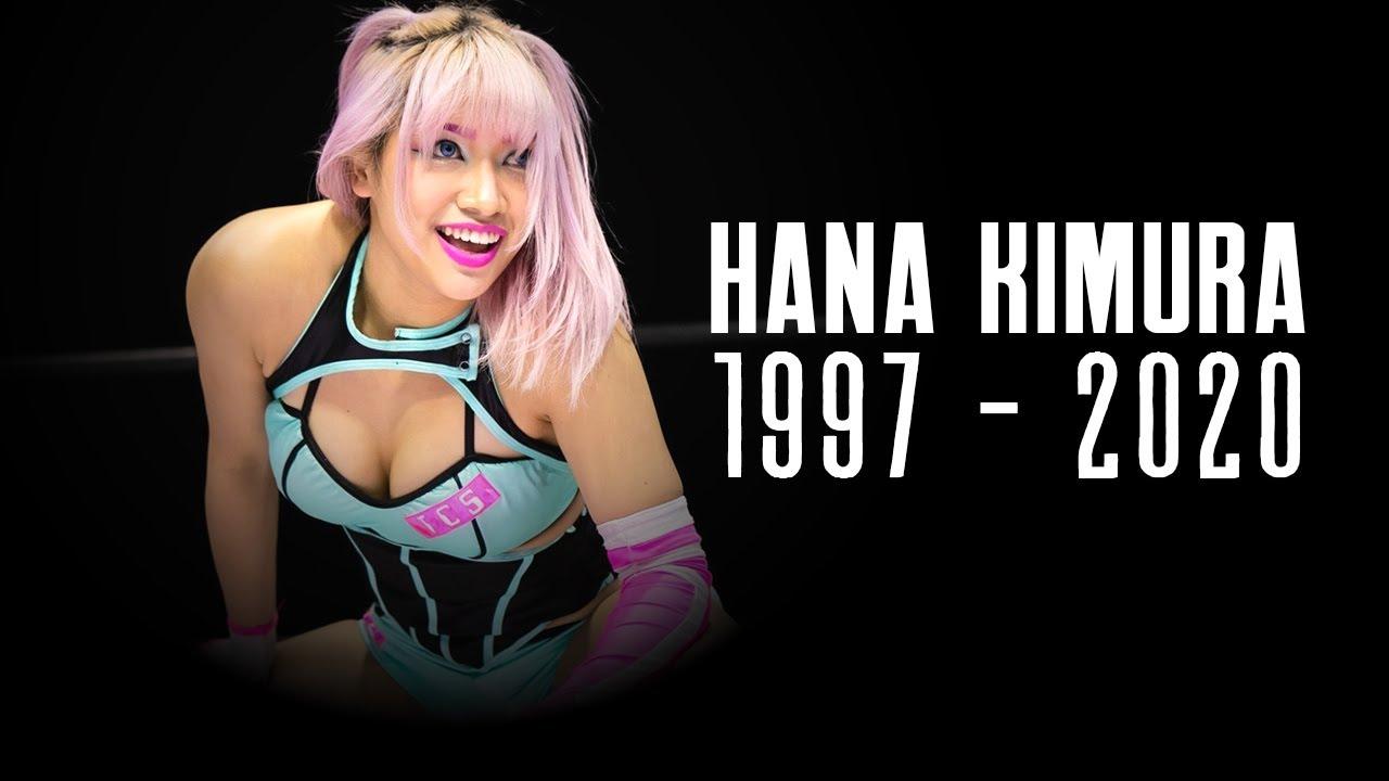 22 Year Old Wrestler Hana Kimura Takes Her Own Life - RIP - YouTube