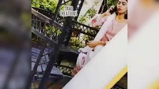 "On the set of Sonia Mishal's upcoming Serial ""Bin Badal Barsat!"