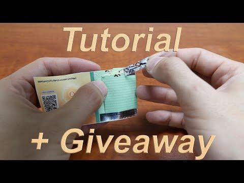 DIY Bitcoin Paper Wallet Tutorial - Free Wallet
