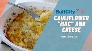 "CAULIFLOWER ""MAC"" AND CHEESE 
