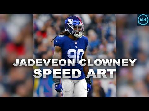 Jadeveon Clowney Jersey Swap Speed Art   Photoshop   NFL Jersey Swap